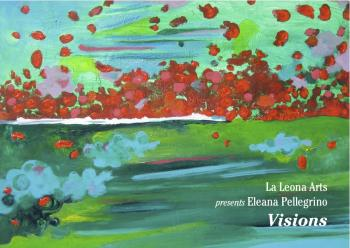 La Leona Arts presents Eleana Pellegrino